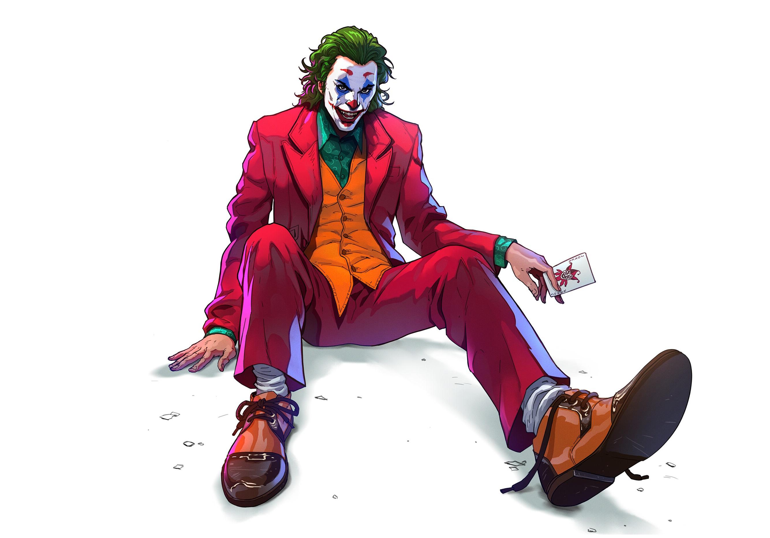 Joker HD Wallpaper   Background Image   2668x1864   ID ...