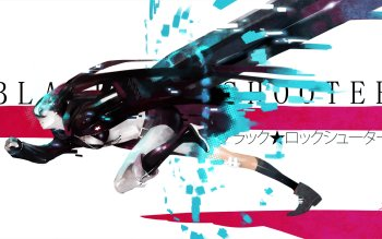 Anime - Black Rock Shooter Wallpapers and Backgrounds ID : 108182