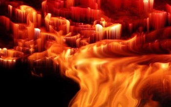 CGI - Fire Wallpapers and Backgrounds ID : 108222
