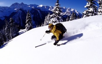 Deporte - Skiing Wallpapers and Backgrounds ID : 108902