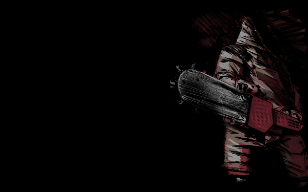 Video Game DUSK Dusk Chainsaw HD Wallpaper   Background Image