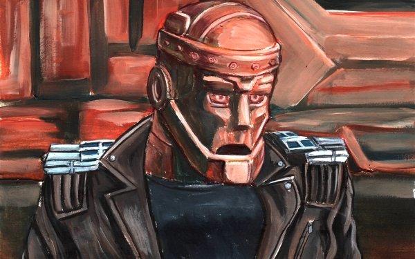 TV Show Doom Patrol Robotman HD Wallpaper | Background Image