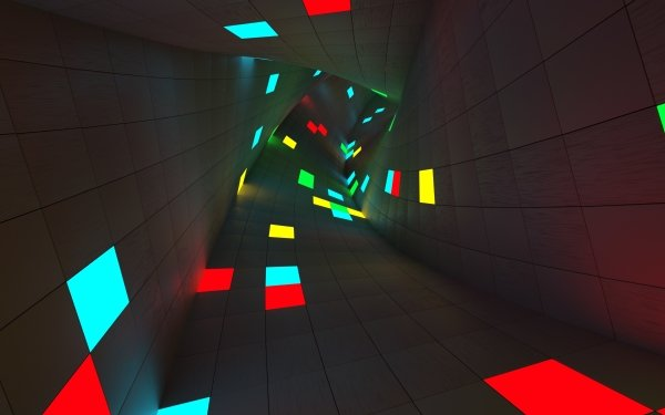 Abstract Tunnel HD Wallpaper | Background Image