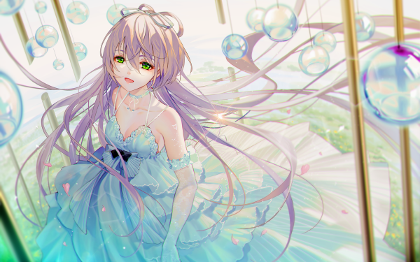 Anime Vocaloid Luo Tianyi HD Wallpaper | Background Image
