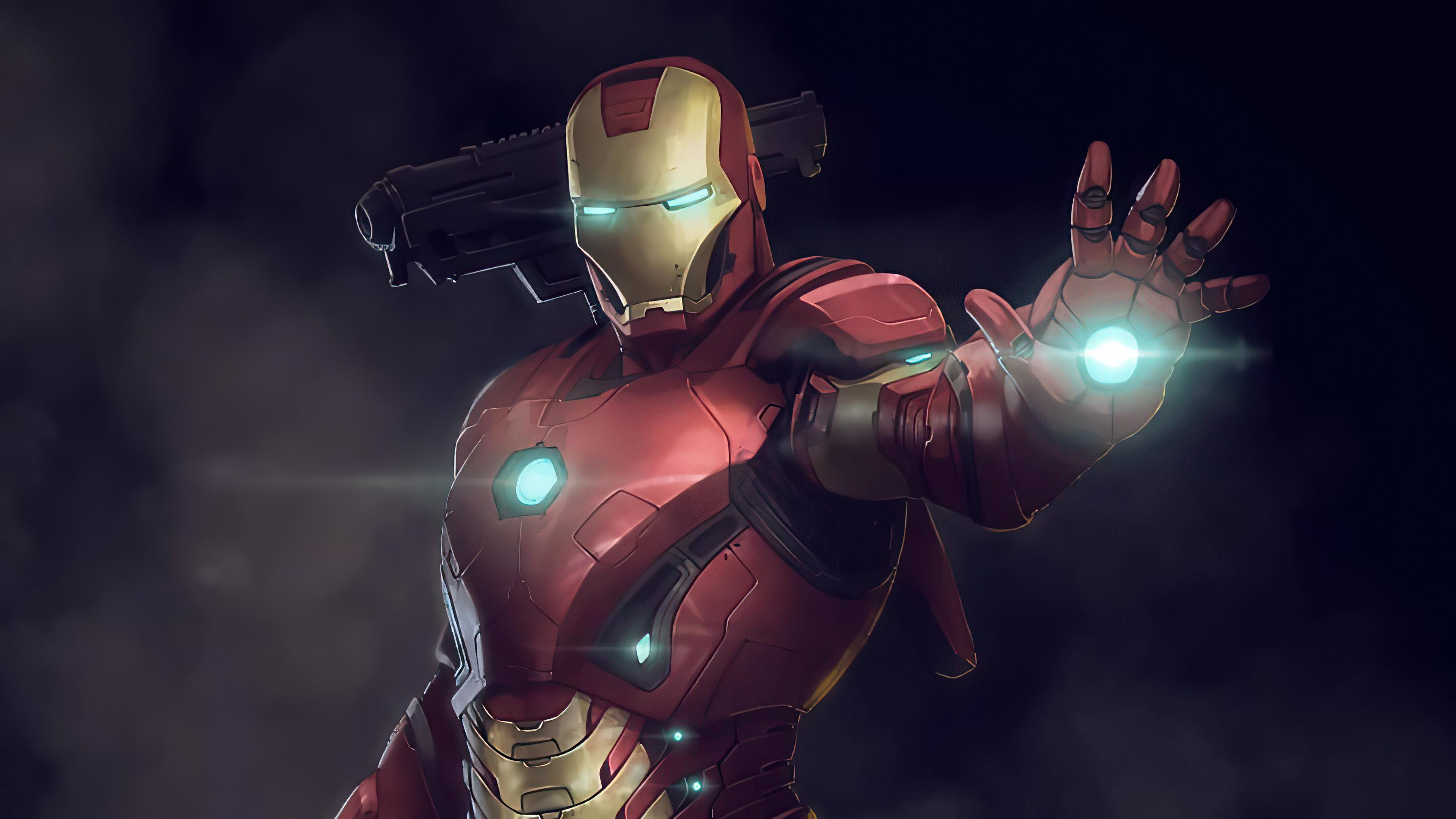 Iron Man 4k Ultra Fond d'écran HD | Arrière-Plan | 3840x2160 | ID:1090983 - Wallpaper Abyss
