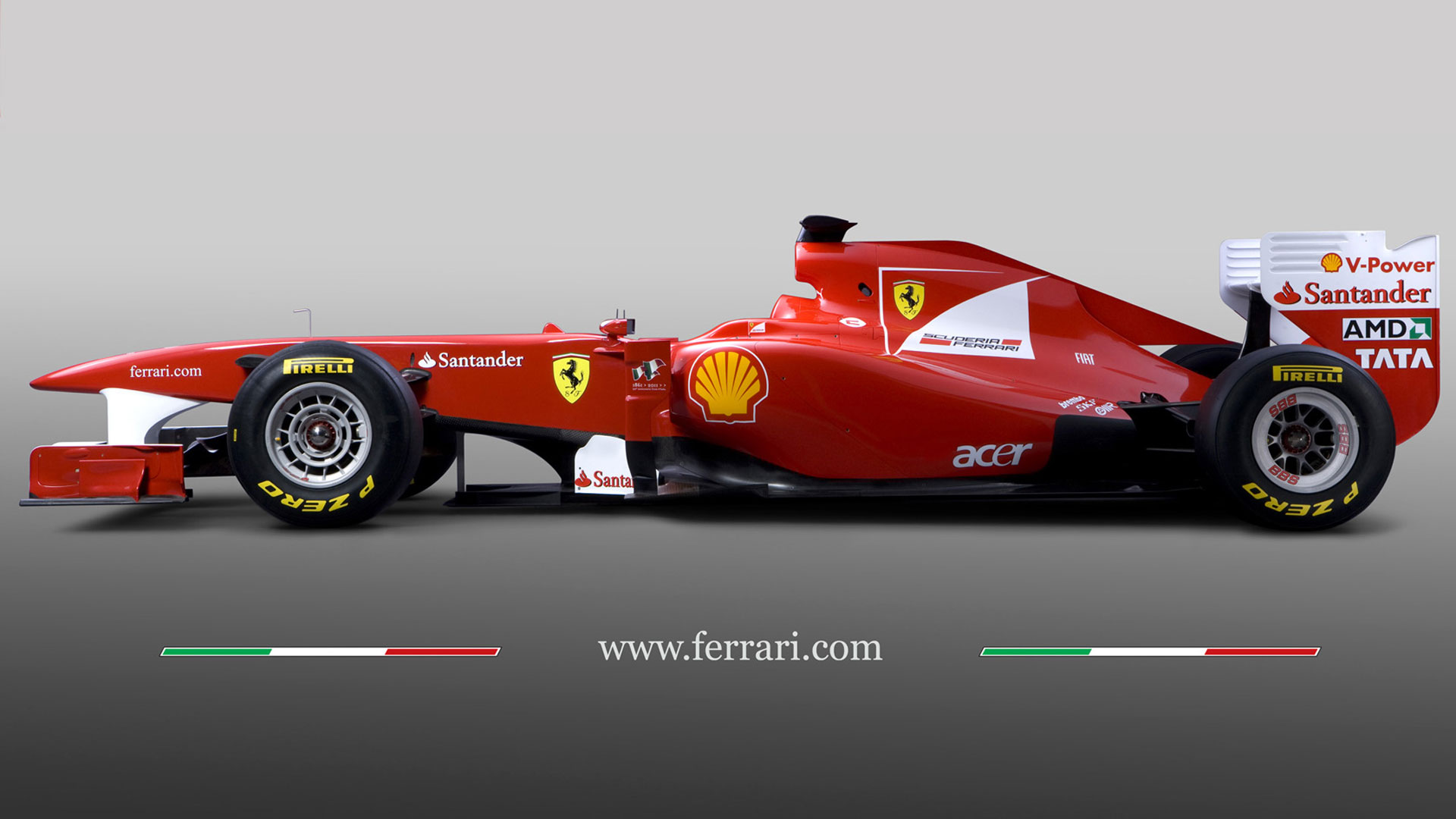 Deporte - F1  Fondo de Pantalla