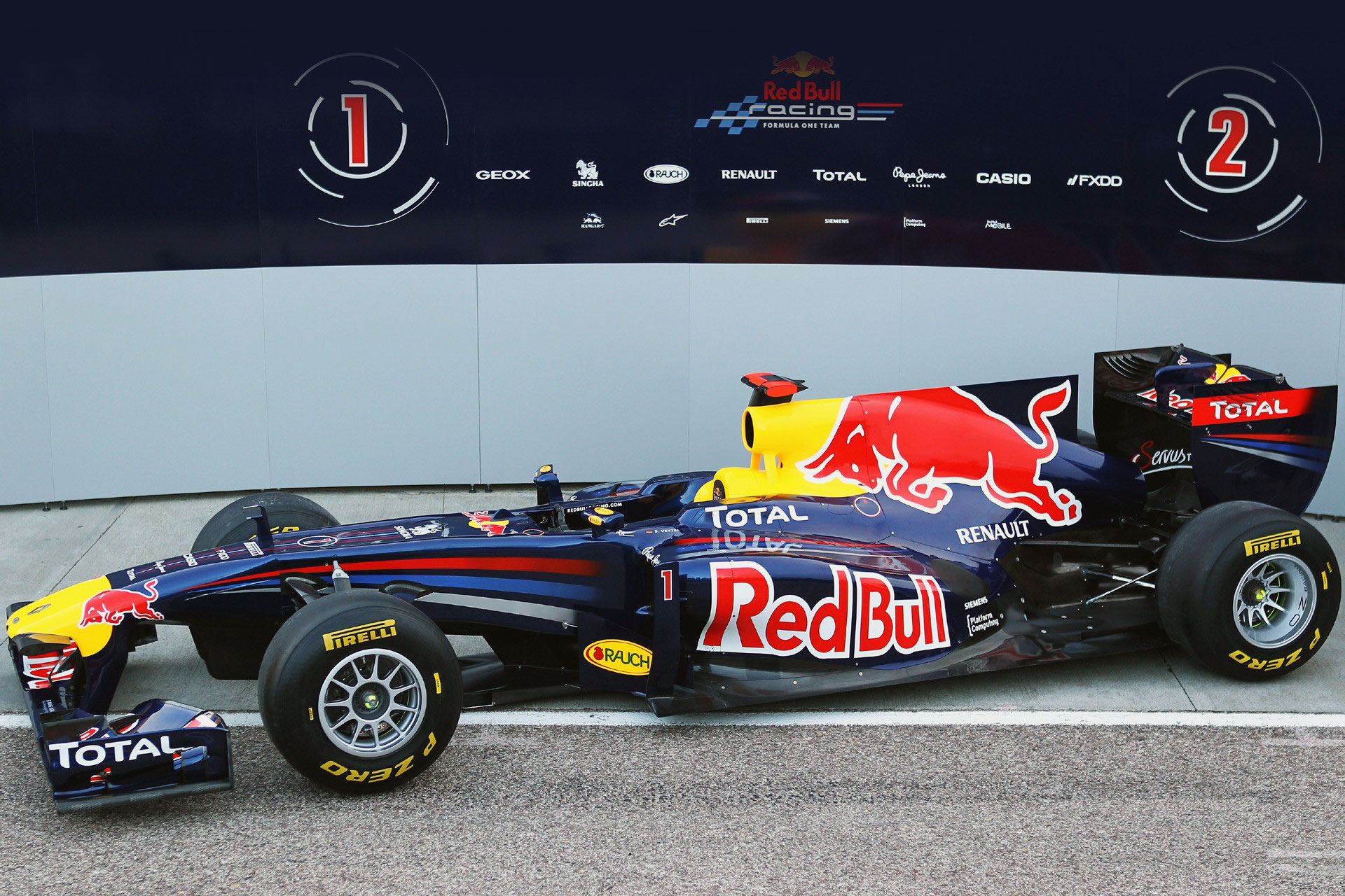 Red Bull-Hintergründe