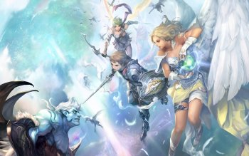 Video Game - Aion Wallpapers and Backgrounds ID : 109492