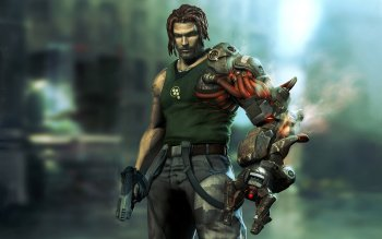 Video Game - Bionic Commando Wallpapers and Backgrounds ID : 109632