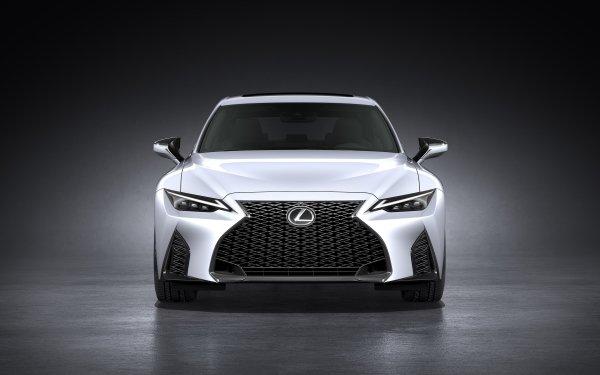 Véhicules Lexus IS Lexus Voiture Luxury Car Silver Car Fond d'écran HD | Arrière-Plan