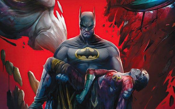 Movie Batman: Death In The Family Batman Jason Todd Red Hood Joker Robin DC Comics HD Wallpaper | Background Image