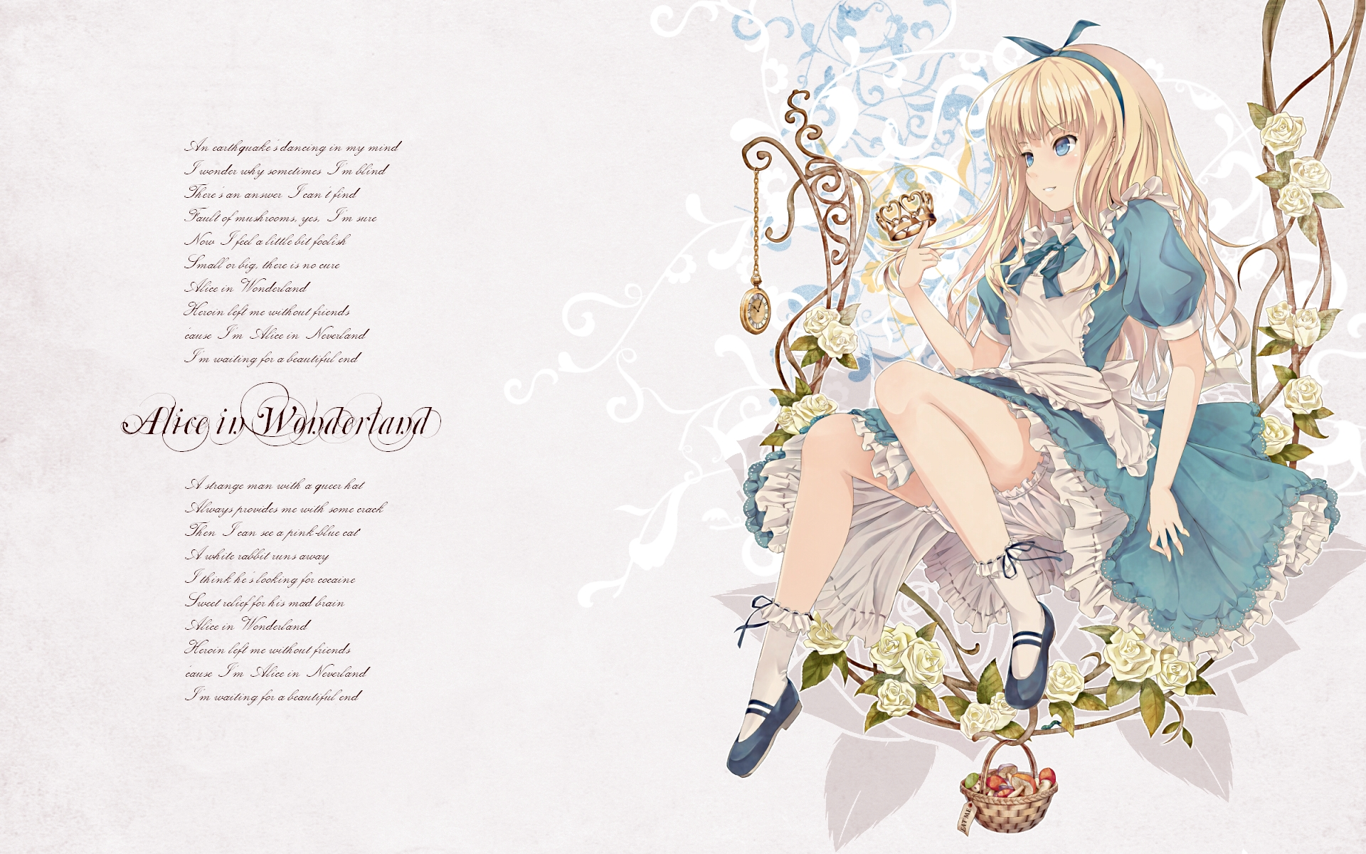 38 alice in wonderland hd wallpapers backgrounds