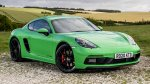 Preview 718 Cayman GTS 4.0