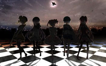 Anime - Puella Magi Madoka Magica Wallpapers and Backgrounds ID : 110030