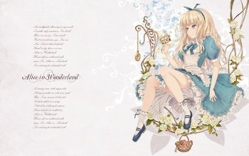 Anime - Alice In Wonderland Wallpapers and Backgrounds ID : 110632