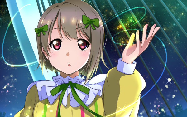 Anime Love Live! Kasumi Nakasu Fille Nijigasaki Fond d'écran HD | Arrière-Plan