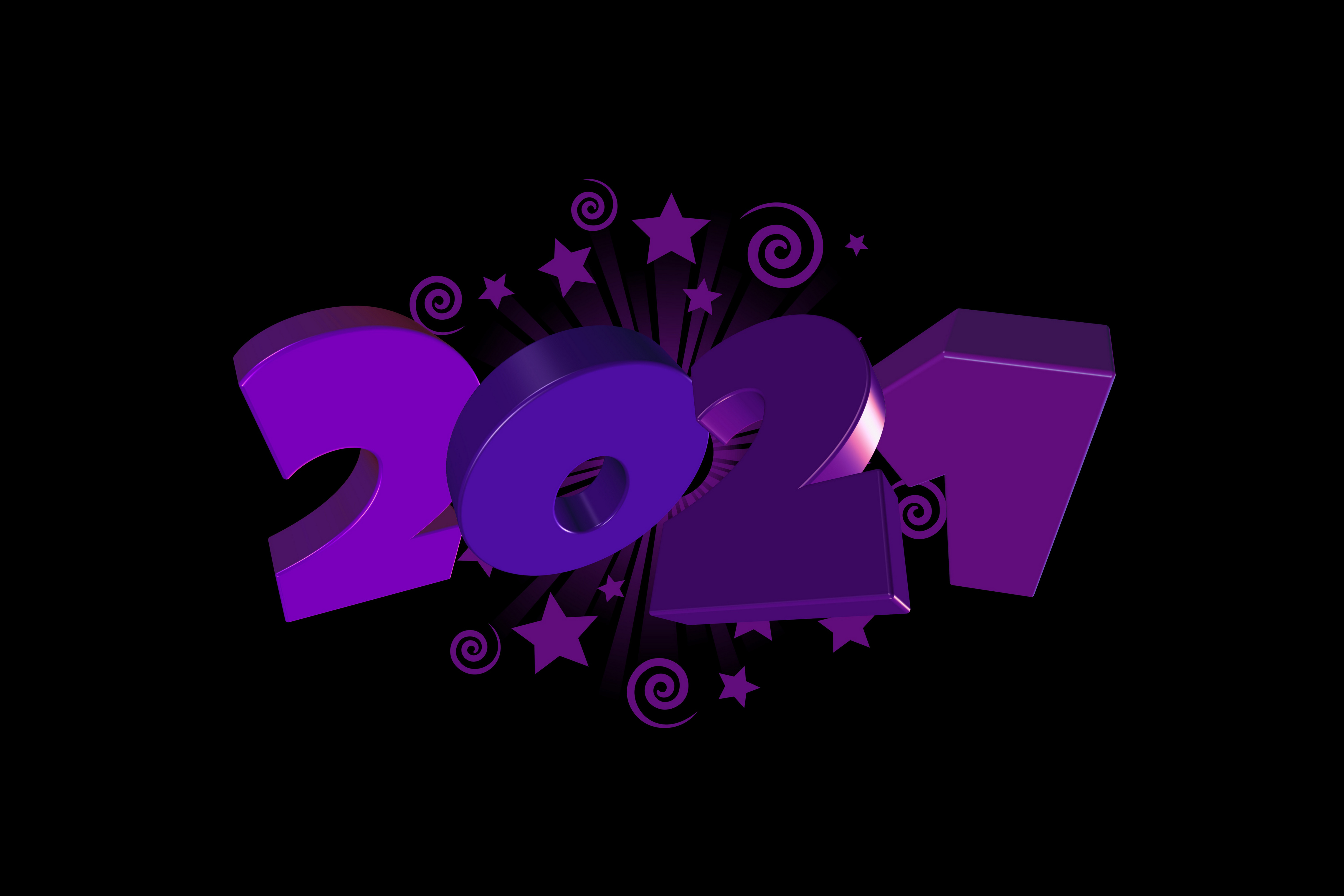 New Year 2021 4k Ultra HD Wallpaper  Background Image  4562x3041  ID:1119259 - Wallpaper Abyss