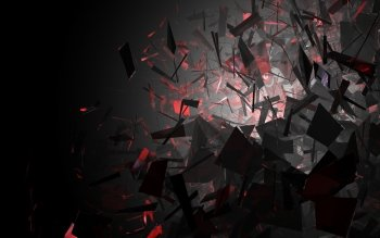 Abstract - Dark Wallpapers and Backgrounds ID : 111200