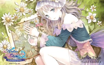 Atelier Totori: The Adventurer of Arland Wallpaper and