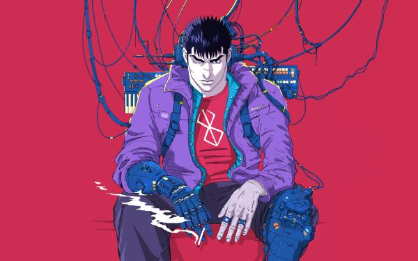 Sci Fi Cyberpunk Berserk HD Wallpaper | Background Image