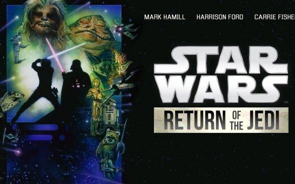 Movie Star Wars Episode VI: Return Of The Jedi  Star Wars HD Wallpaper | Background Image