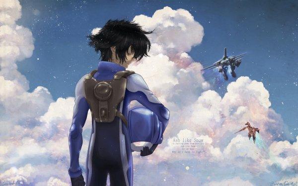 Anime Gundam Mobile Suit Gundam Mobil Suit Gundam 00 HD Wallpaper   Background Image