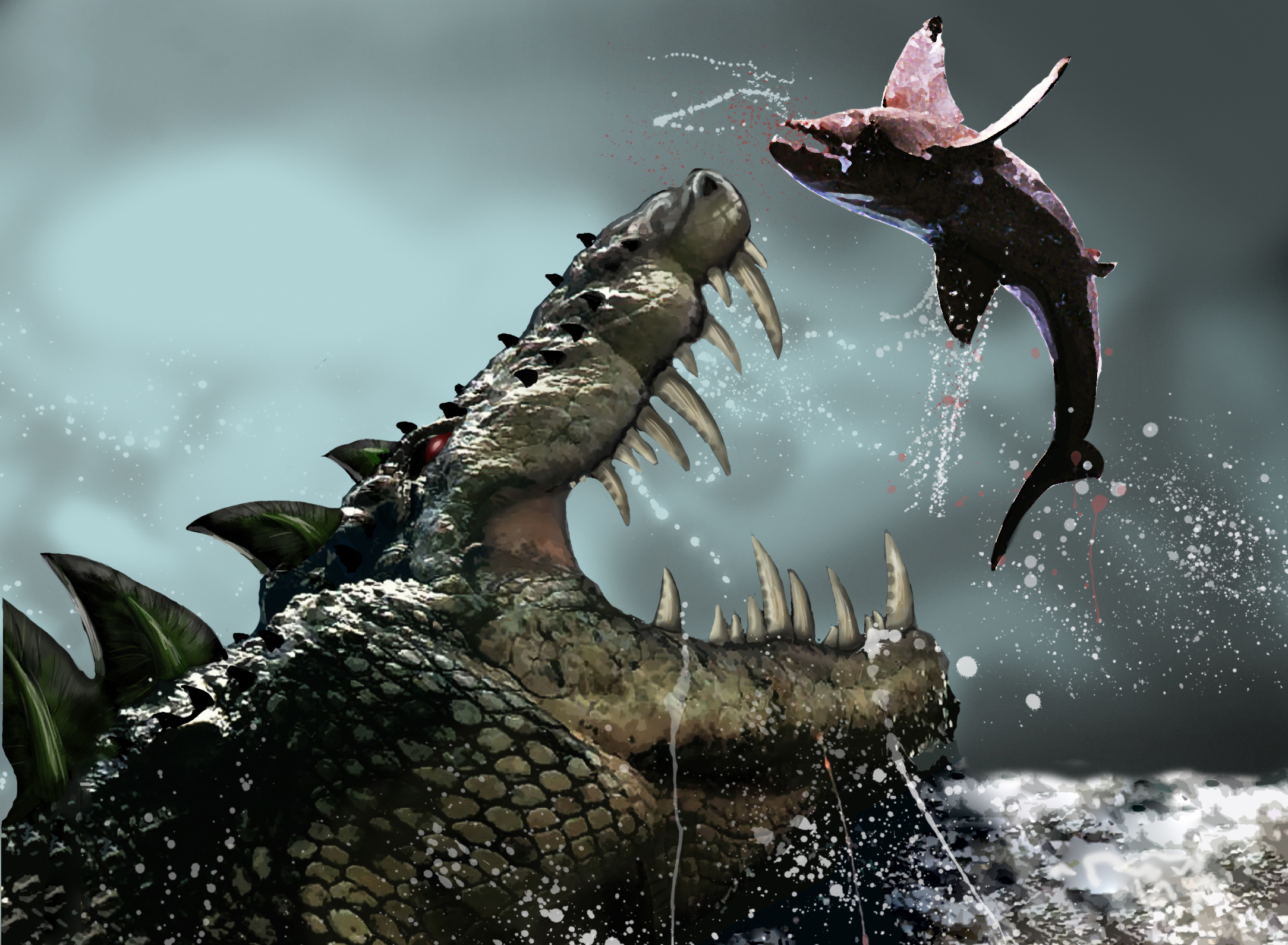 Creature full hd wallpaper and background 2167x1589 id for Createur 3d