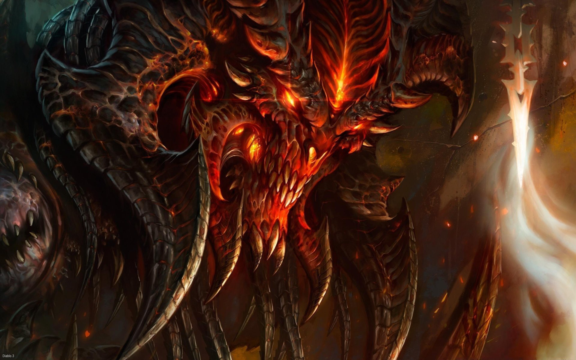Video Game - Diablo III  Diablo Wallpaper