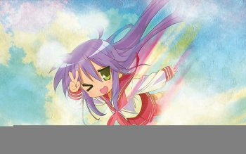 Anime - Lucky Star Wallpapers and Backgrounds ID : 112200