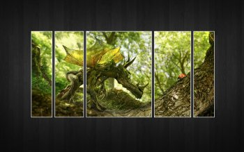 Fantasy - Drachen Wallpapers and Backgrounds ID : 112882