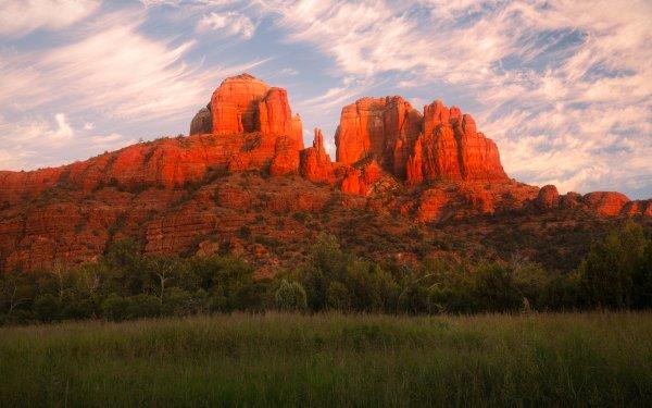 Earth Canyon Canyons Mountain Rock Sedona Arizona HD Wallpaper | Background Image