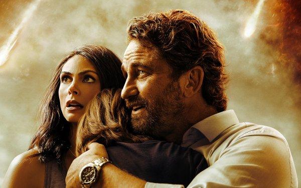 Movie Greenland Gerard Butler Morena Baccarin HD Wallpaper | Background Image