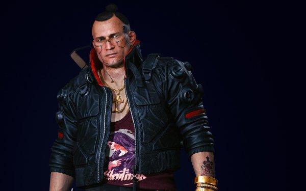 Video Game Cyberpunk 2077 Jackie Welles HD Wallpaper | Background Image