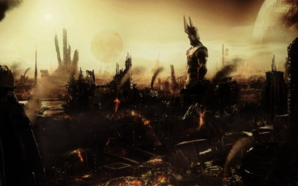 Sci Fi Post Apocalyptic Apocalyptic HD Wallpaper   Background Image