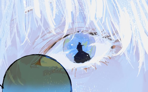 Anime Jujutsu Kaisen Suguru Geto Satoru Gojo HD Wallpaper | Background Image