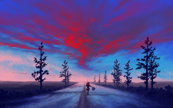 Artistic Landscape HD Wallpaper   Background Image