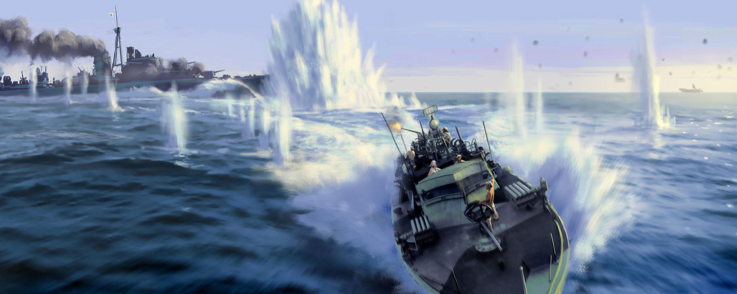 Militär - Künstlerisch  Wallpaper