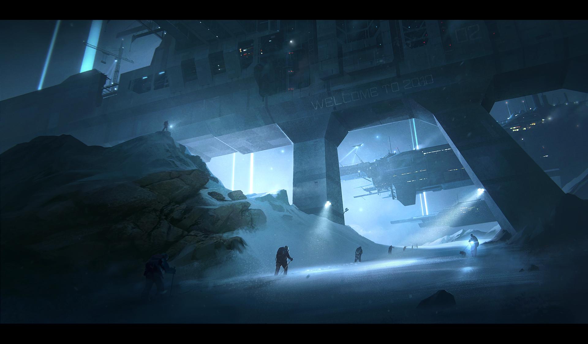 sci fi backgrounds - photo #26
