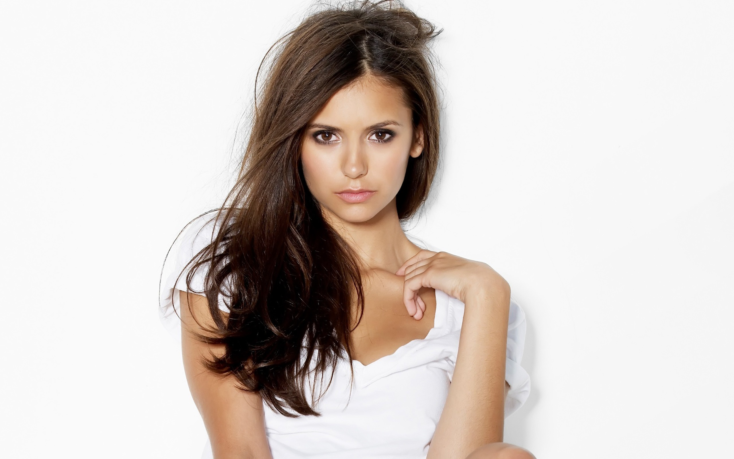 117 Nina Dobrev Wallpapers | HD Backgrounds - Wallpaper Abyss