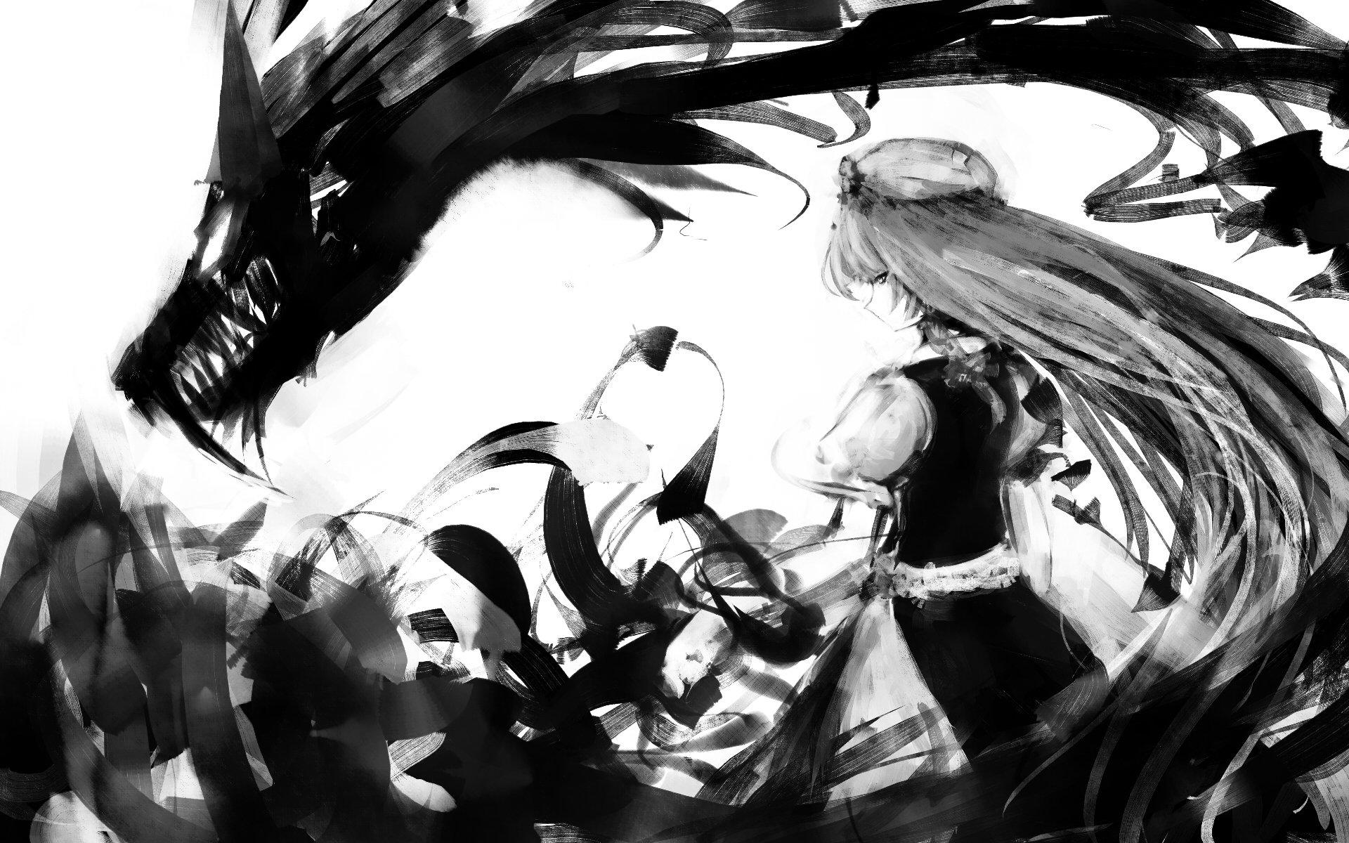 Fantaisie - Dragon  Fond d'écran