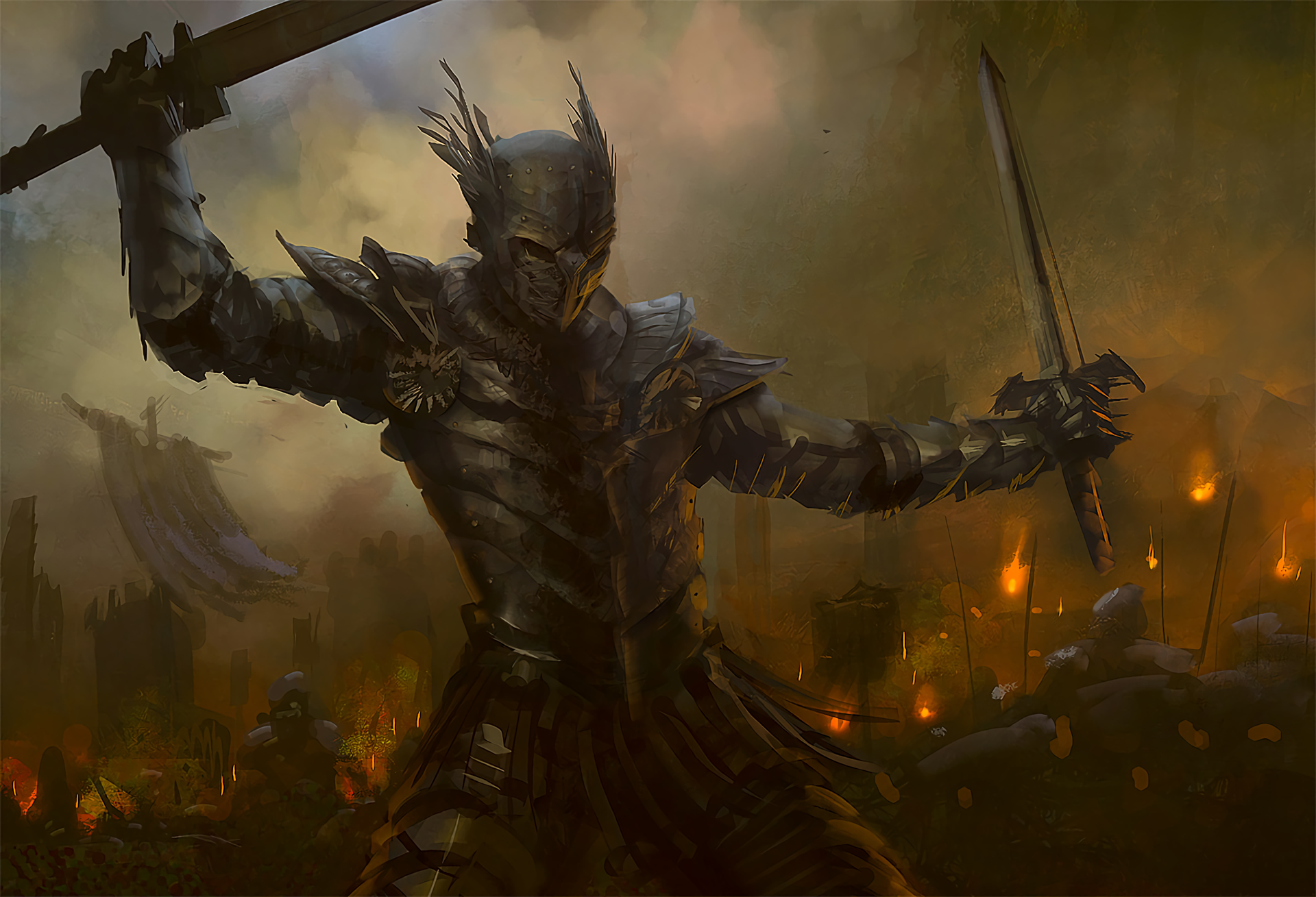 Warrior Full HD Wallpaper And Background  1920x1309 ID