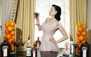 Beroemdheden - Dita Von Teese Wallpapers and Backgrounds ID : 113100