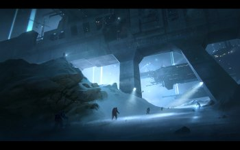Science Fiction - Landskap Wallpapers and Backgrounds ID : 113130