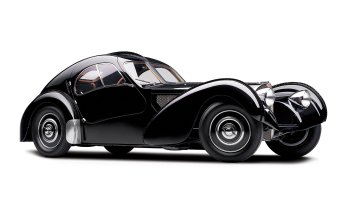 Bugatti Type 57sc Atlantic Coupe Hd Wallpapers Background Images