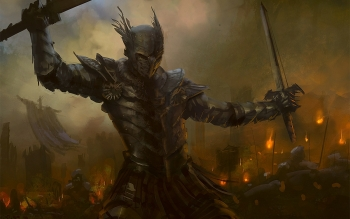 Fantasy - Warrior Wallpapers and Backgrounds ID : 11362