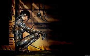 Sci Fi - Cyborg Wallpapers and Backgrounds ID : 113852