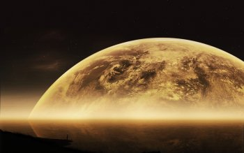 Sci Fi - Moon Wallpapers and Backgrounds ID : 113990
