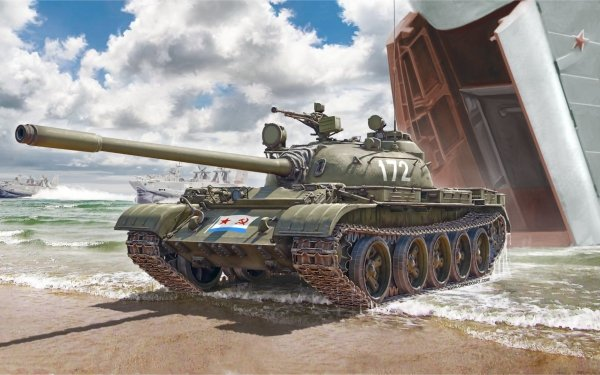 Military T-55 Tanks Tank Russian HD Wallpaper | Background Image