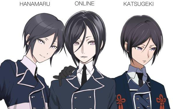 Anime Touken Ranbu Yagen Toushirou HD Wallpaper | Background Image