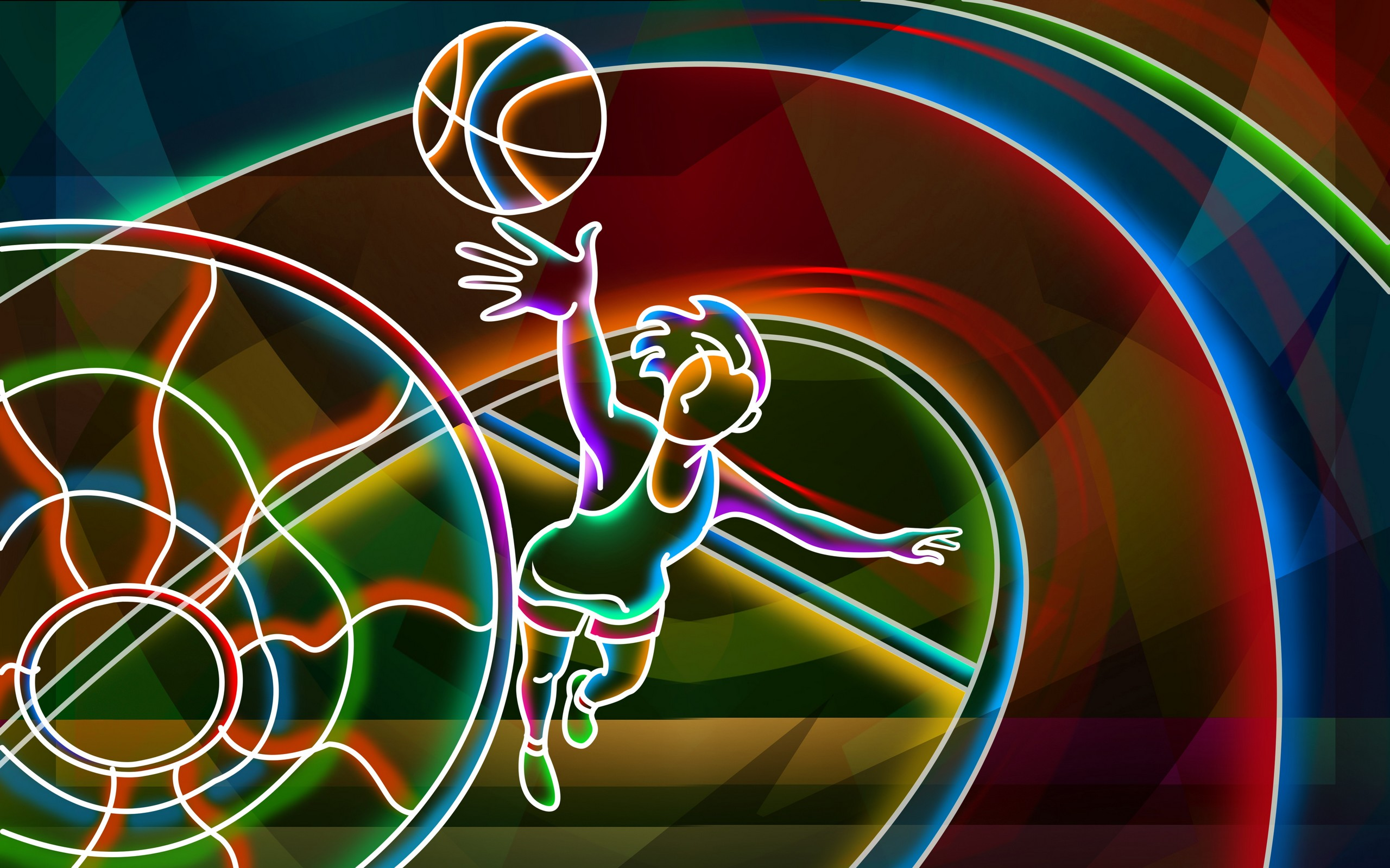 Sports - Artistic Wallpaper